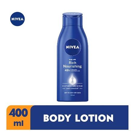 Nivea Rich nourishing body lotion 400ml