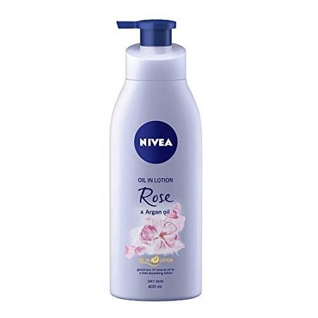 Nivea Rose & Argan 400ml