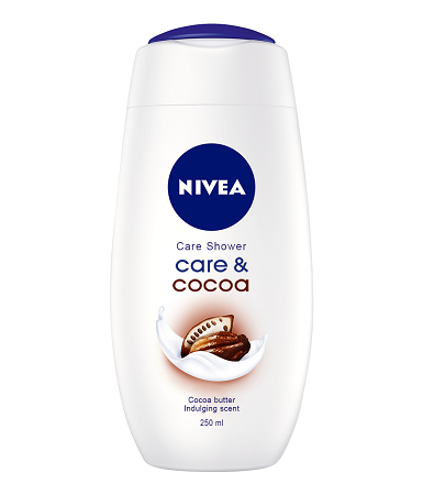 Nivea Shower Care and Cocoa for Women 250ml