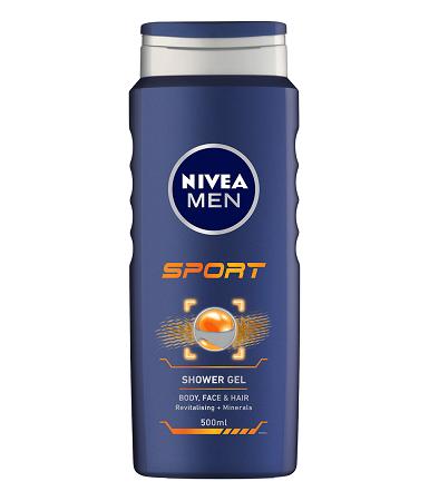 Nivea Shower Sport For Men 500 ml