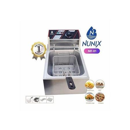 Nunix 6 Ltrs Deep Fryer