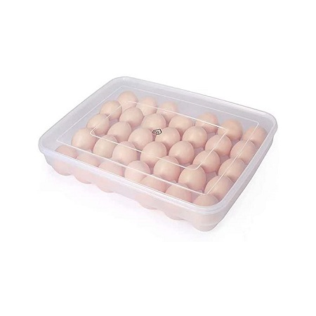 Egg Container  34 eggs Flat