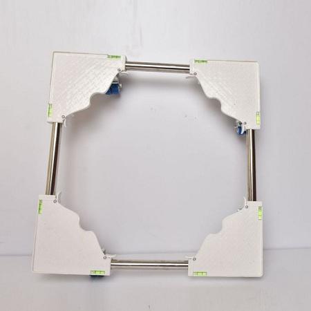 Fridge/Washing Machine Stand /Base White