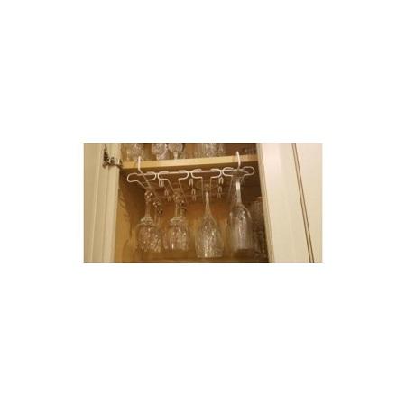 Mug And Wine Glass Rack