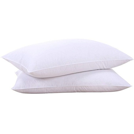 Generic Bed Pillow King Size - White