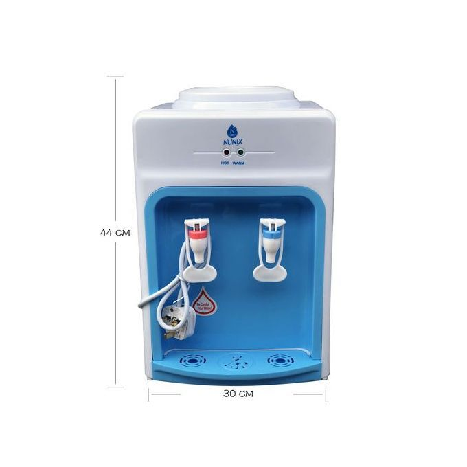 Nunix Table Top Hot And Cold Water Dispenser