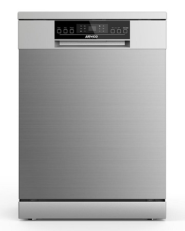 ARMCO ADW-6614GZ(SS) - 60cm Fully Automatic Front Load Dish Washer.