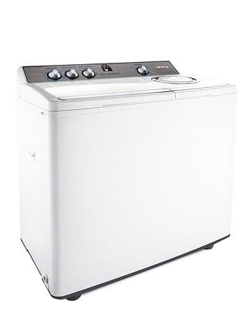 ARMCO AWM-TT1105P - 10.5 Kg Twin Tub Washing Machine - White