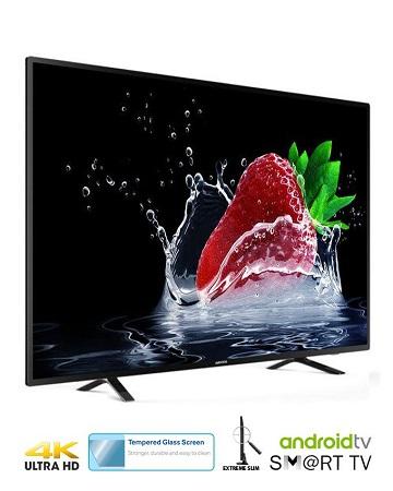 ARMCO LED-T50SM-UHD - 50 Inch SMART TV, 4K UHD, Digital, Wireless Keyboard.