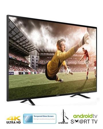 ARMCO LED-T65SM-UHD - 65 Inch LED, Digital, SMART, 4K UHD TV, Wireless Keyboard.