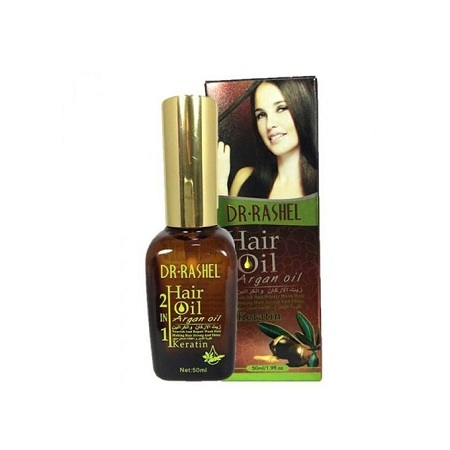 Generic Argan hair oil with Keratin, 50ml