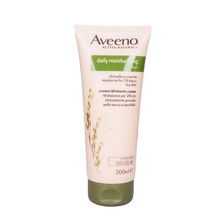 Aveeno daily moisturising lotion