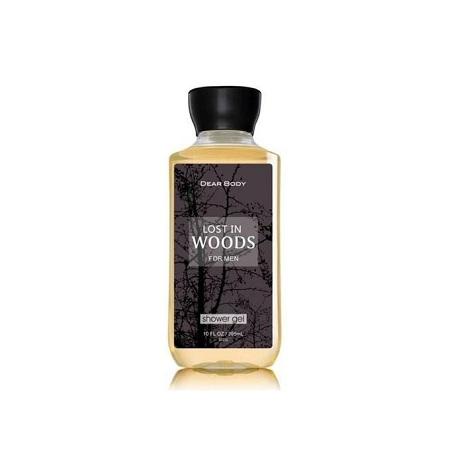 Dear Body Lost in the Woods Shower Gel