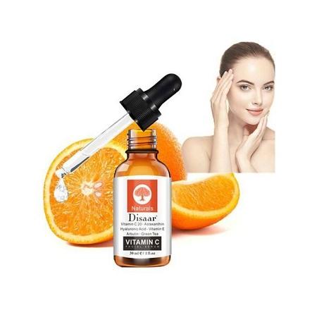 Disaar Beauty Vitamin C Face Facial Serum 30ml.