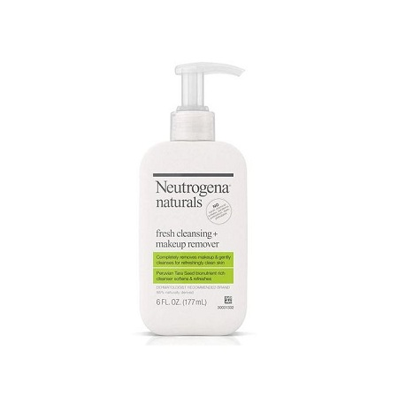 Neutrogena Naturals fresh cleansing + Make Up Remover 177ml