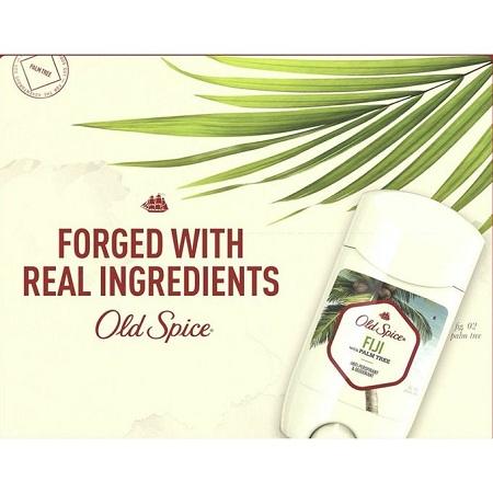 Old Spice FIJI With Palm, Anti-Perspirant& Deodorant-FRESHNESS
