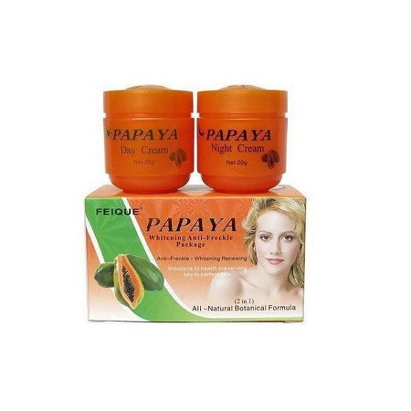 Papaya Active Ferment Whitening Day And Night Cream 20g