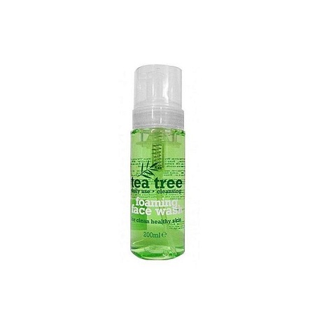 Tea Tree Foaming Face Wash - 200ml