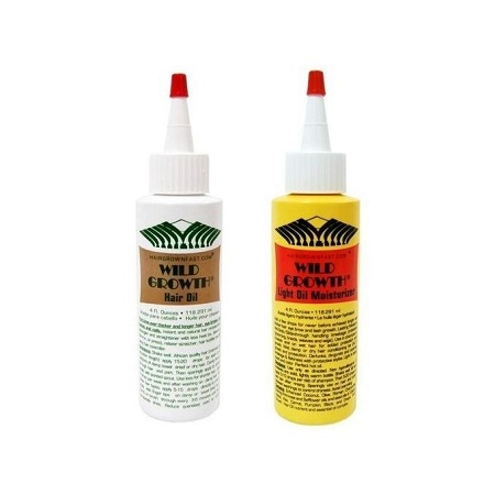 WILD GROWTH Hair Oil pack