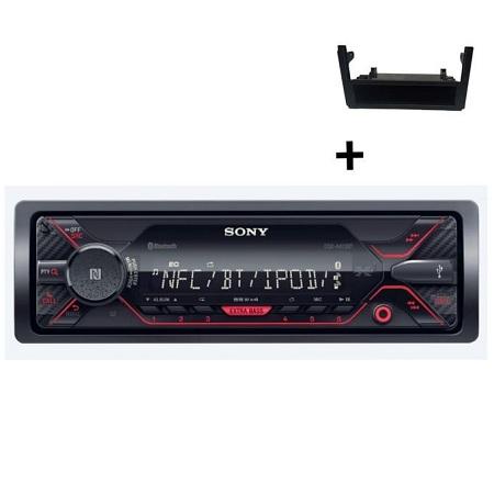 Sony Bluetooth Radio Receiver With USB AUX DSX-A410BT