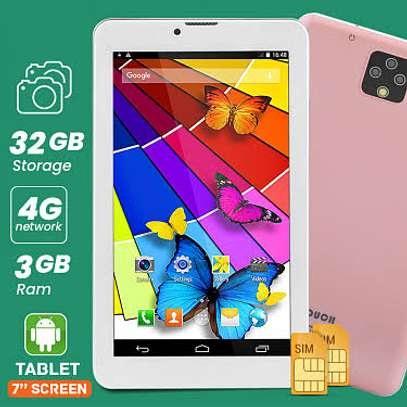 Atouch X10 7 Inch 4G Dual Sim Tablet Dual Camera 3GB Ram 32 GB Rom