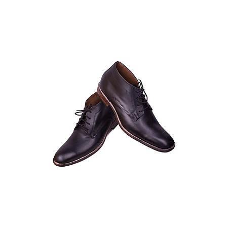 Black Half Boots