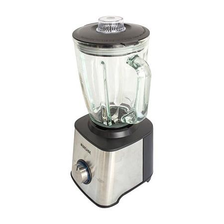 Bruhm BBG D378, 2 in 1 Glass Blender & Grinder - 1.5L - 600W