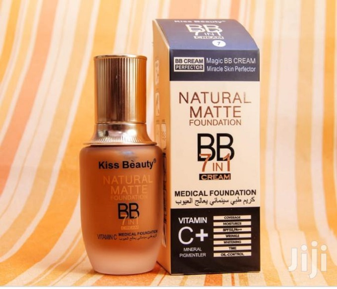 Kiss Beauty BB 7in1 Foundation Cream