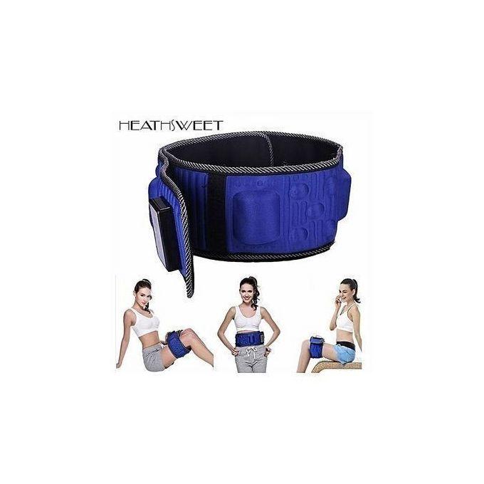 Generic Electric Super Slimming Belt- Blue