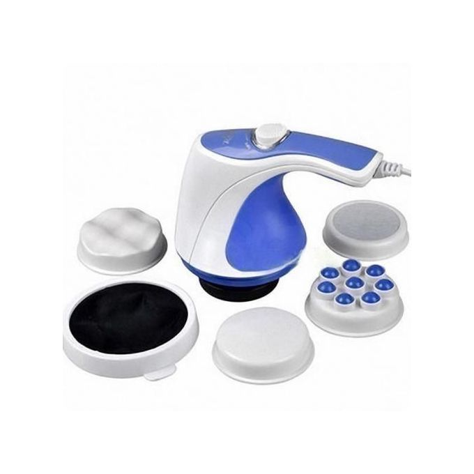 Relax & Tone Relax & Spin Tone Slimming Toning & Relaxing Body Massager - 25 Watts