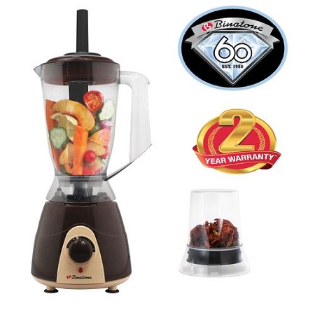 Binatone BLG-402C (MK2) Blender - 1.5 Liters