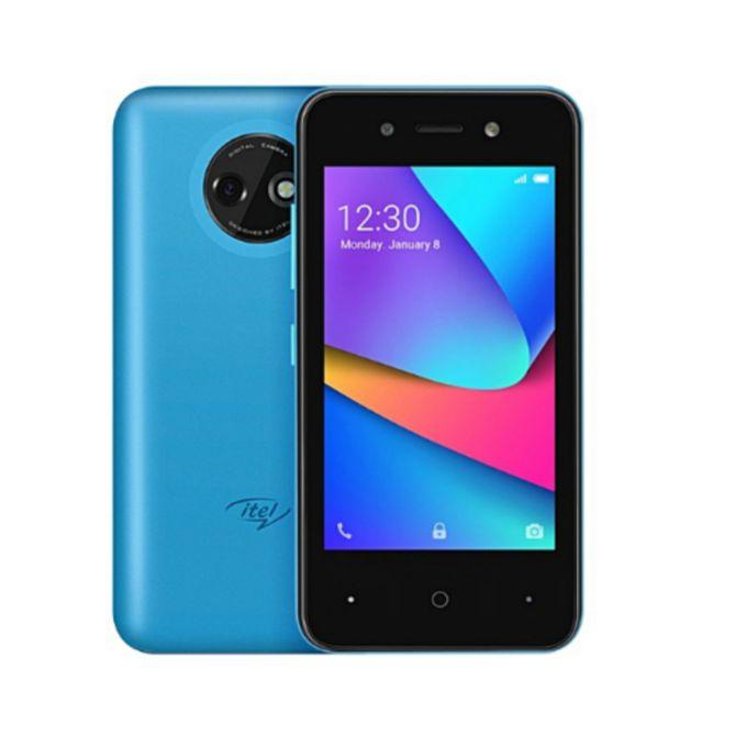 Itel A14 Plus: 4 inches, 16GB+512MB, Dual Sim- 2500mAh