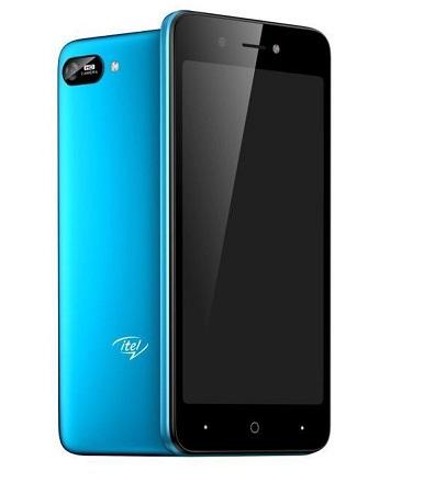 Itel A35: 5.0 inches, 1GB RAM +16GB ROM, 3020mAh