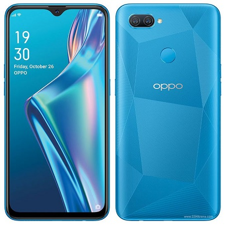 Oppo A12: 6.22inches, 32GB + 3GB RAM (Single SIM), 4230 mAh- Blue