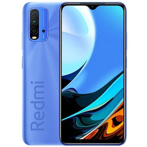 Redmi 9T:  6.53 inches, 128GB ROM + 4GB RAM, 6000mAh- Twilight Blue