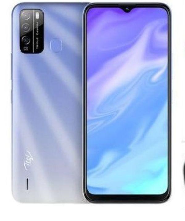 Itel S16: 6.5 inches, 1GB + 16GB, Dual Sim - 4000mAh Blue