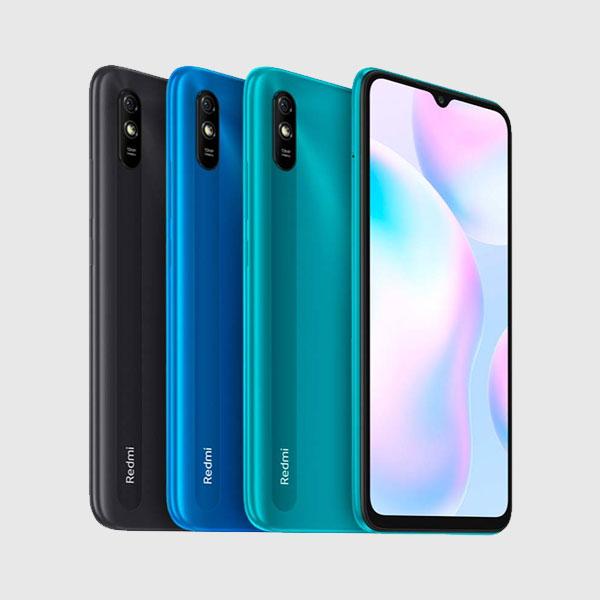 Redmi 9A: 6.53 Inches, 32 GB ROM, 2 GB RAM- 5000mAh Sky Blue