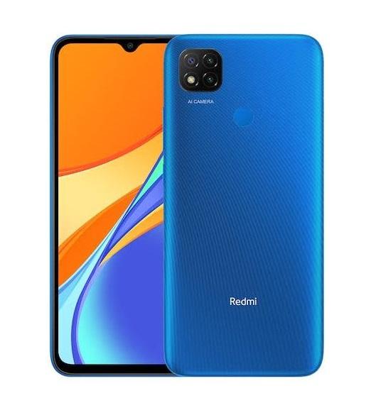 Redmi 9C: 6.53 Inches, 32 GB ROM, 2 GB RAM- 5000mAh Gray