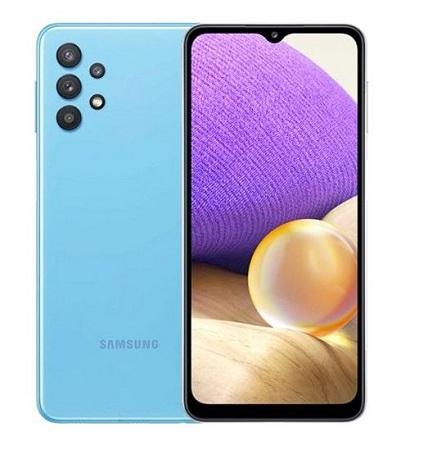 Samsung Galaxy A32 : 6.4 inches, 128GB ROM + 6GB RAM, Dual SIM