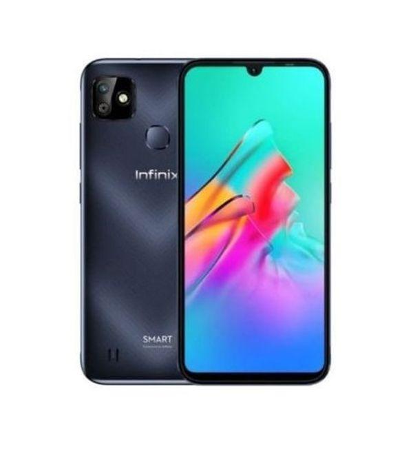 Infinix Smart HD 2021: 6.1inches, 32GB ROM+ 2GB RAM, 5000mAh Battery- Black
