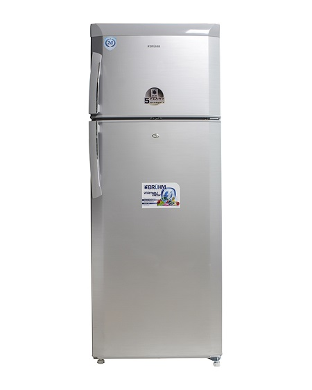 Bruhm BRD 520FF, Frost Free Refrigerators, 498 Ltr, (19 Cft) - Silver