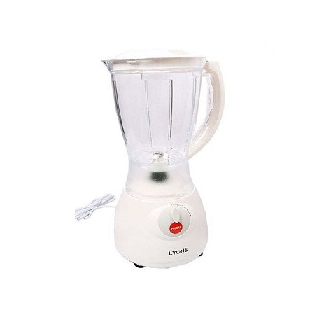 Lyons 2 in 1 Blender with Grinding Machine 1.5Litres
