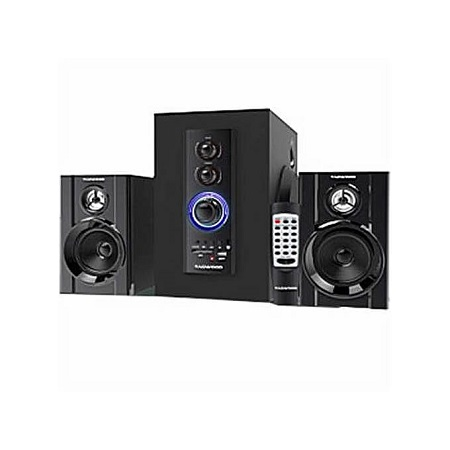 TAGWOOD MP-805 Multimedia 2.1 Subwoofer with Bluetooth Black.