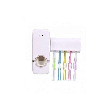 Toothpaste Dispenser-White