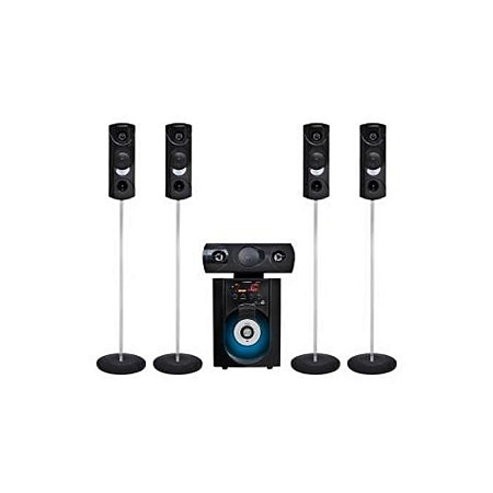 LEADDER 5.1CH Wireless Bluetooth Tallboy Home Theatre Speaker SP-575