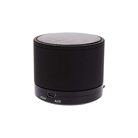 Generic Bluetooth Wireless Portable Speaker - Black