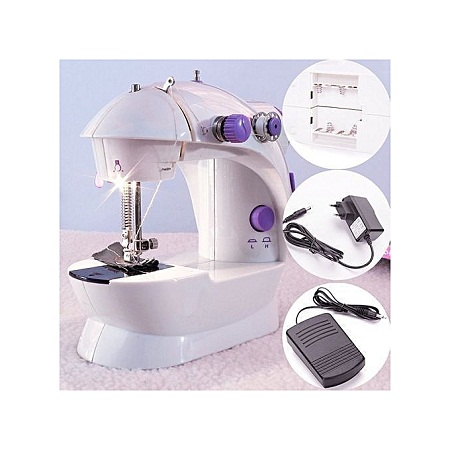 Generic Multi function Electric Mini Sewing Machine