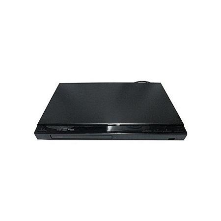 V4-Full Hd Usb Record and Play DVD Player - Black