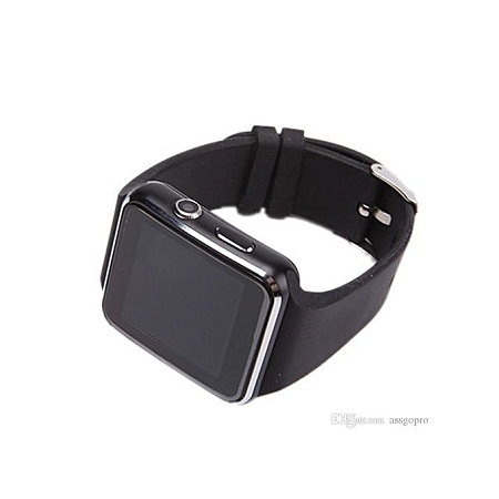 Generic Sim Camera X6 - Smart Watch Phone - Black