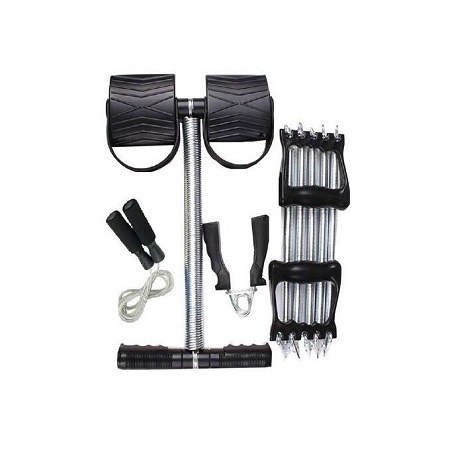 Bft 4 In 1 Way Family Exercise Set - Black